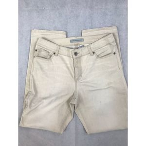 Chico's Platinum Denim Size 1.5 Reg